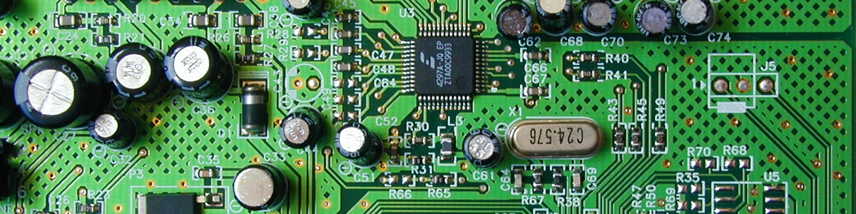 Networking pcb